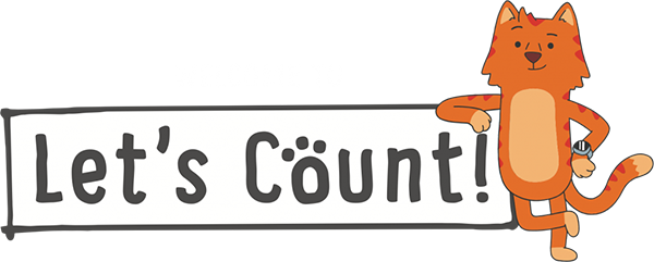 Let's Count Logo